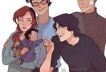 Гарри Поттер и остальная поттериана..:*)