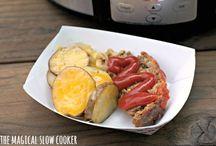 crock pot foods / Make it in a crock pot!
