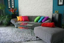 Inšpirujte svojou obývačkou / Čokoľvek, čo inšpiruje vás, inšpiruje aj nás. Podeľte sa fotkami vašich obývacích izieb a inšpirujte aj ostatných fanúšikov pekného bývania a štýlových doplnkov.