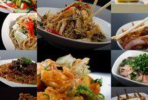 Boracay's main dishes