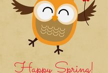 Spring ! / Spring into action in our welcome Spring board!