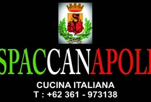 Spaccanapoli di Ubud / Ristorante Spaccanapoli di Ubud (italian restaurant) is a traditional italian restaurant located at ubud, the city of the arts in bali.