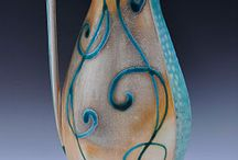 turquoise ceramics / For the love of aquamarine!