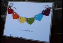 Love & hearts cards