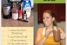 shakeology / by Kristen Gould