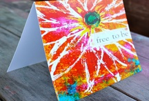 Say It With A Card / A handwritten card holds so much meaning. Take the time to send a card.