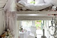 Garden cottage / cabañas de jardin, doll house