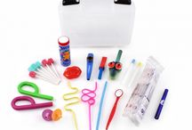 Oral motor therapy tools/toys