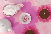 Daisy CupCake / La nuova tazza da cake design della linea Pavonidea, per realizzare cupcakes e dolci al cucchiaio. / by Pavonidea