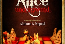 My ALICE UNDERGROUND