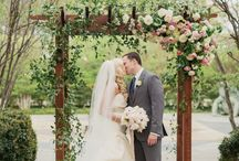 Floral Design for the Wedding