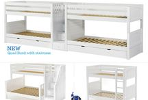 The Bunk Experts / Need a kids bunk bed?  Want something you can later convert into something else? Maxtrix has everything you could need!