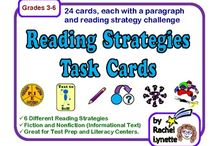 Task Cards for Reading
