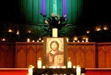 dekoracia kostola
