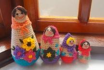 Crochet - Mamushkas