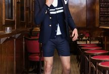 Ivy style no.2 / Ivy ,preppy, schoolboy / by Pai Wangmontree