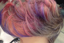 Hair color by me!!! / Hair color creations