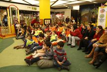 Çocuklar Sömestirde Next Level'da Buluşuyor! / 7 Şubat'a kadar birbirinden eğlenceli sahne gösterileri ve atölyelerle çocuklar Next Level'da çok eğleniyor :) Haydi çocuklar Next Level'a!
