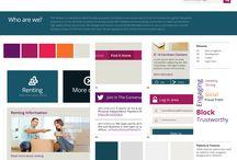 Web Design | Style Tiles