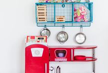 Kid Spaces / Bright, fun, playful—kids space inspiration!