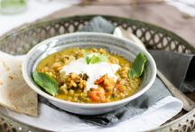 curries ans soups