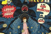 comic cover design