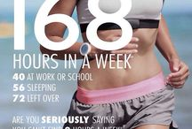 No Excuses - Workouts / by Caryn Bergquist
