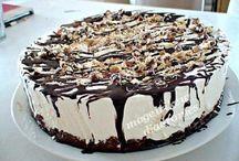 τούρτα παγωτό