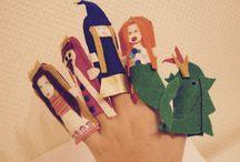 Les DIY de l'Ogresse / Mes DIY pour les anniversaires ou ateliers enfants. A retrouver sur mon blog http://www.ogressedecompagnie.fr