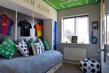 Williams bedroom
