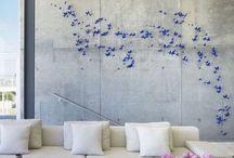 Salon / Le salon est une pièce conviviale qui, bien agencée et bien décorée, donne envie d'y rester...