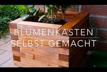 dřevěné truhliky