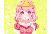 Princess bublegum