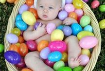 Eli's first Easter