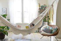 Rede / indoor hammock