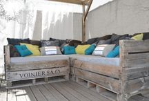 Idée terrasse extérieur