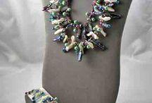 Hot Summer Jewelry  / Slinky silk pants, cute shorts, wrap dresses - summers fun fashions NEED hot summer jewelry!