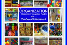 Classroom organization / by Kathy Vermillion