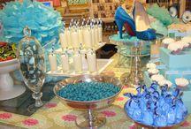 Blue Princess Party