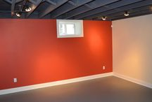 Basement Ideas / by Kelly Loader Alverson