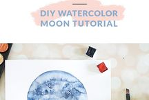 Water color tutorial