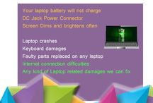 Laptop Repair Deal / If you are looking laptop Repair in Bulk then you are at right place this onsite support service.