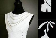 modelování oděvů