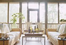 Screen Porch Ideas / by Charle McConnell