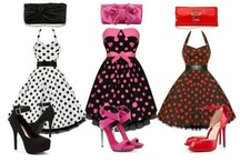 vintage/ Fashion/retro/ rockabilly/rock and roll / Mooie jurken(dresses and another things)