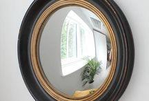 Mirrors / Living room