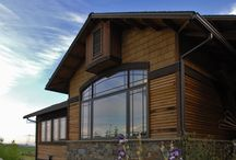 Our Residential Homes / Residential houses throughout the western United States by Bayliss Architects.