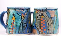 ceramic mug / by Cecile Attia