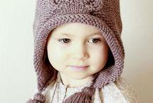 Вязание, шапки