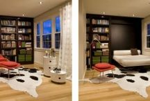 Spare Bedroom/Office / by Rebecca Sickles